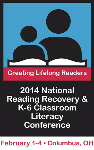 2014 National Reading Recovery Comference logo