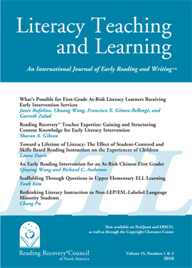 LTL journal cover