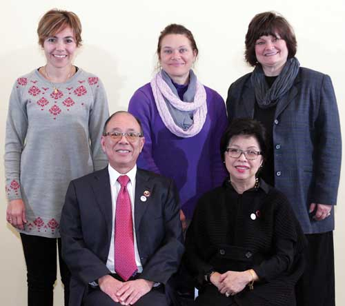 Hameray/Yuen Foundation teacher leader scholarship