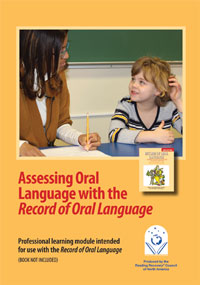 Record of Oral Language product image