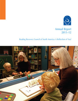 2011-12 Annual Report cover