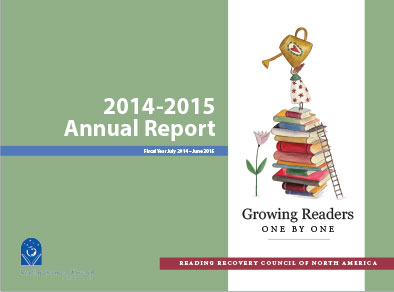 2014-15 Annual Report cover