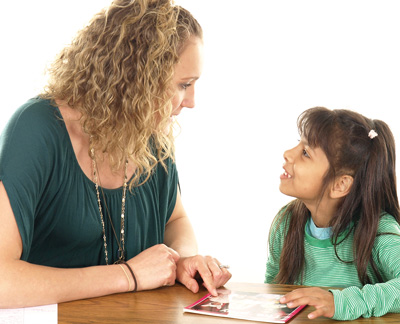 if your child is selected for reading recovery lessons
