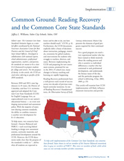 JRR article image - Reading Recovery and Common Core