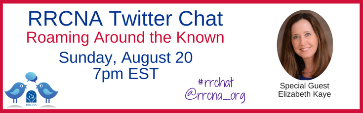 August 20 Twitter Chat