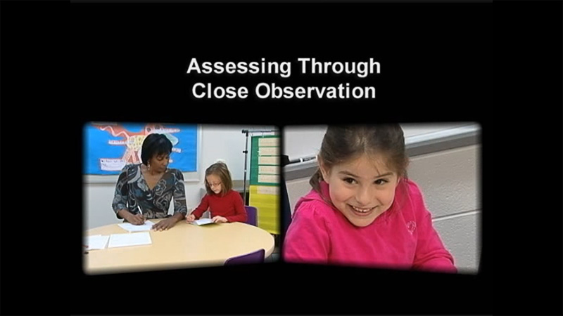 Effective Literacy Practices Video Library - Reading Recovery