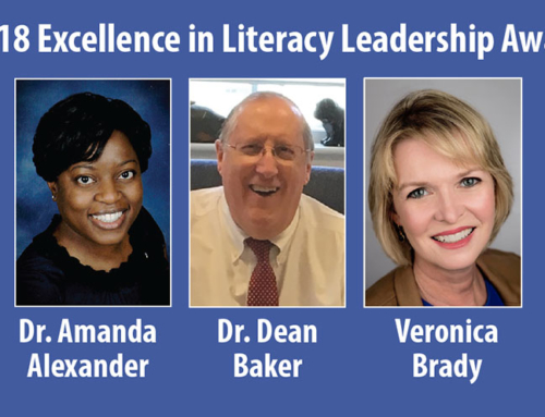 National Literacy Leadership Award Honors Excellence