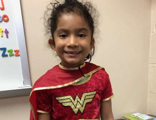 We Teach, What is Your Superpower?