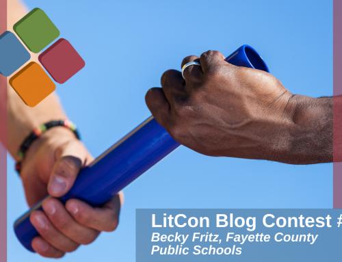 LitCon Vlog Contest Winner – Becky Fritz